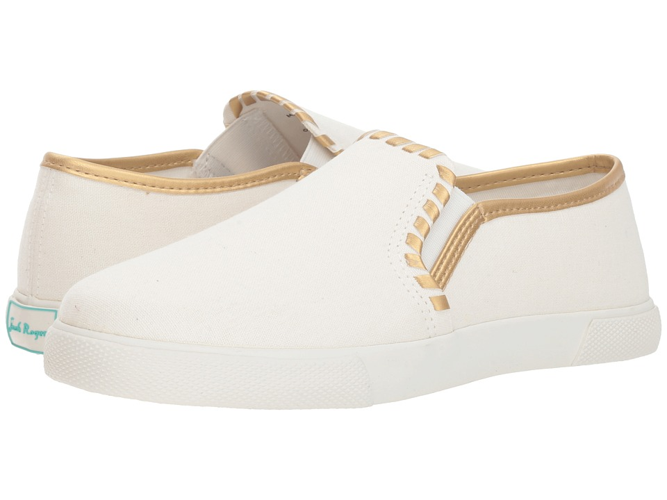 Jack Rogers Mckay (White) Women's Shoes
