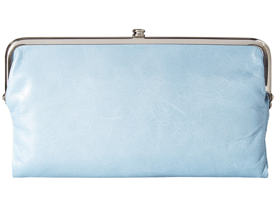 Hobo - Lauren (Blue Mist) Clutch Handbags