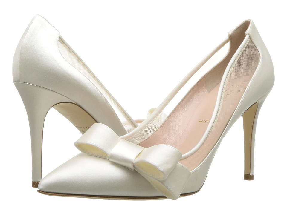 Kate Spade New York Lizzi (Ivory) Women's Shoes