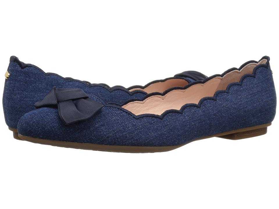 Kate Spade New York Nannete (Medium Blue) Women's Shoes
