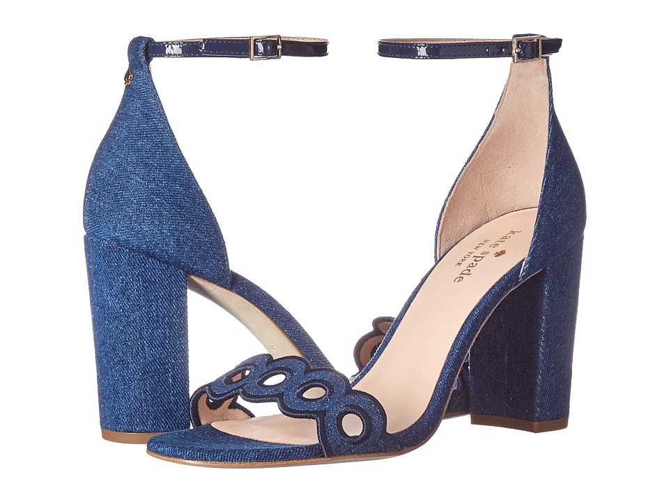 Kate Spade New York Orson (Medium Blue) Women's Shoes
