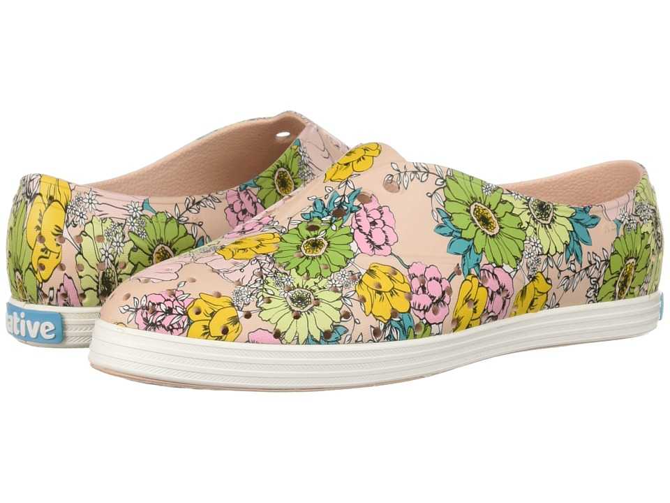 Native Shoes Jericho (Chameleon Pink/Shell White/Jardin) Women's Shoes