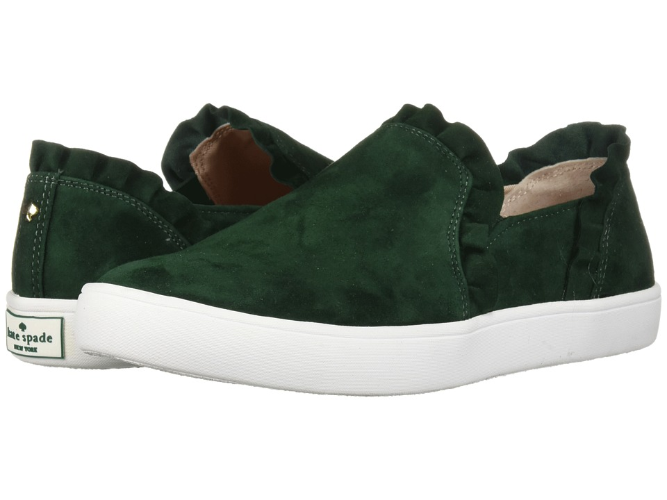 Kate Spade New York Lilly (Dark Green) Women's Shoes