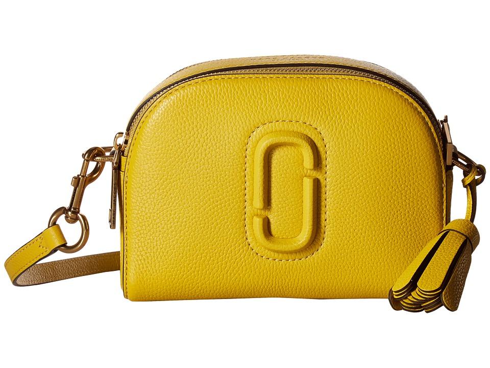 Marc Jacobs Shutter Small Camera Bag (Sunshine) Handbags