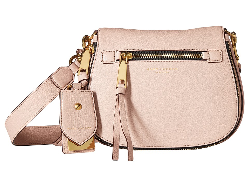 Marc Jacobs - Recruit Small Nomad (Rose) Handbags
