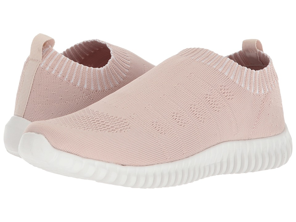 Dirty Laundry Haywood Knit Sneaker (Mauve Knit) Women