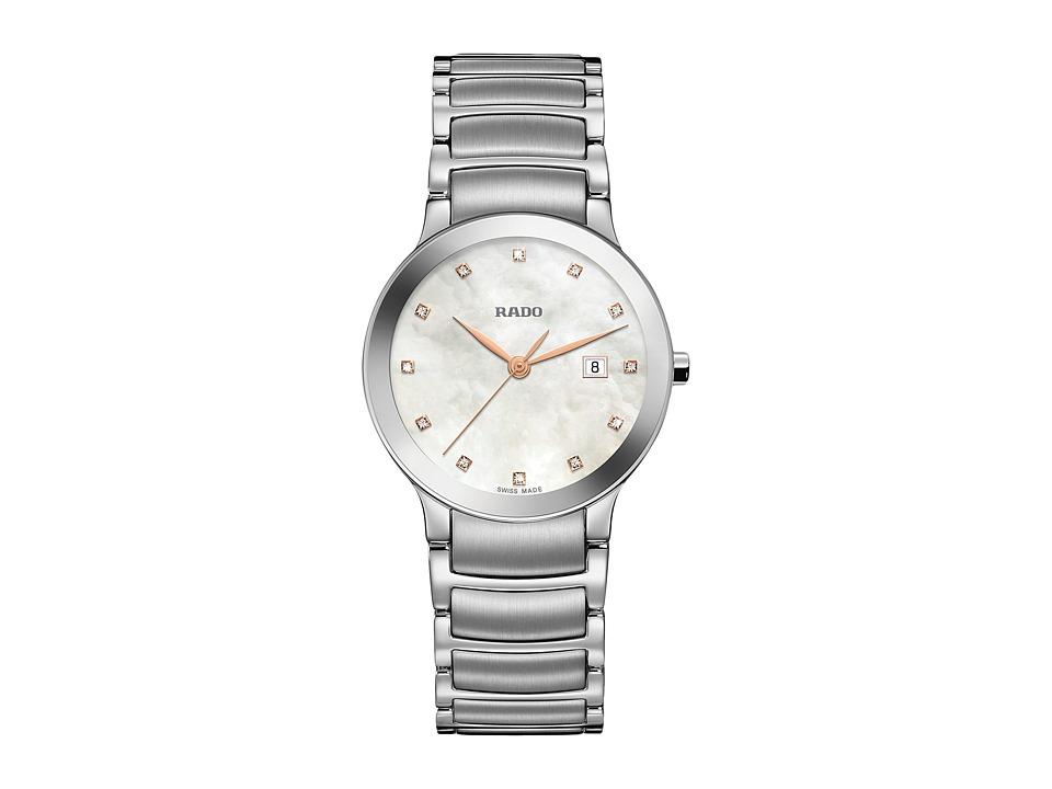 Rado Centrix - R30928913 (Silver) Watches