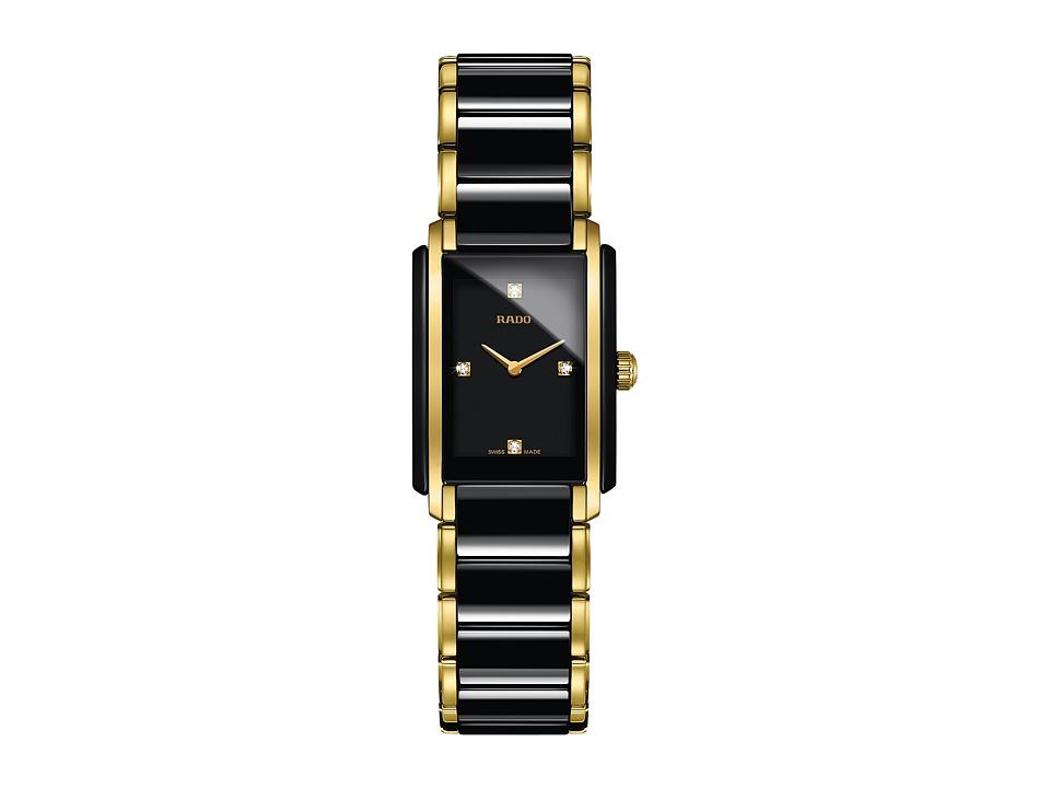 Rado Integral - R20845712 (Black Ceramic) Watches