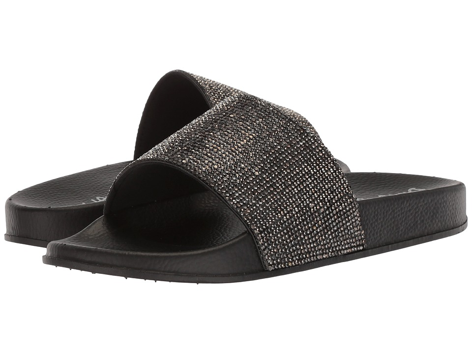 Dirty Laundry - Fargo (Black Sparkle) Women's Sandals