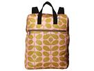 Orla Kiely Orla Kiely Sixties Stem Packaway Backpack