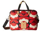 Orla Kiely Orla Kiely Spring Bloom Vinyl Luggage Work Bag