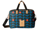 Orla Kiely Orla Kiely Sixties Stem Vinyl Luggage Work Bag