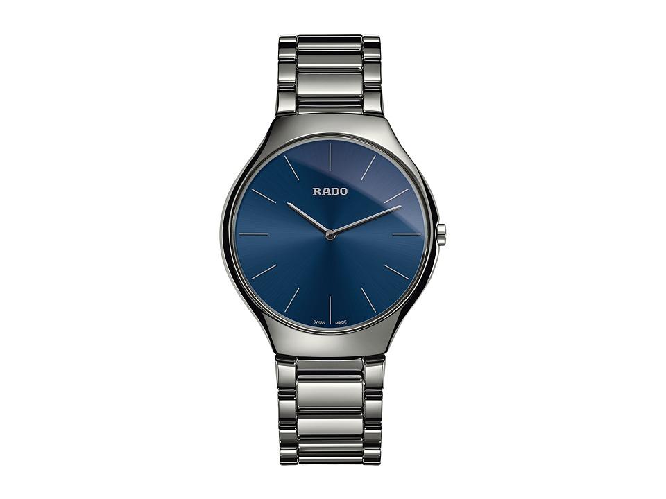 Rado True Thinline - R27955022 (Plasma Ceramic) Watches