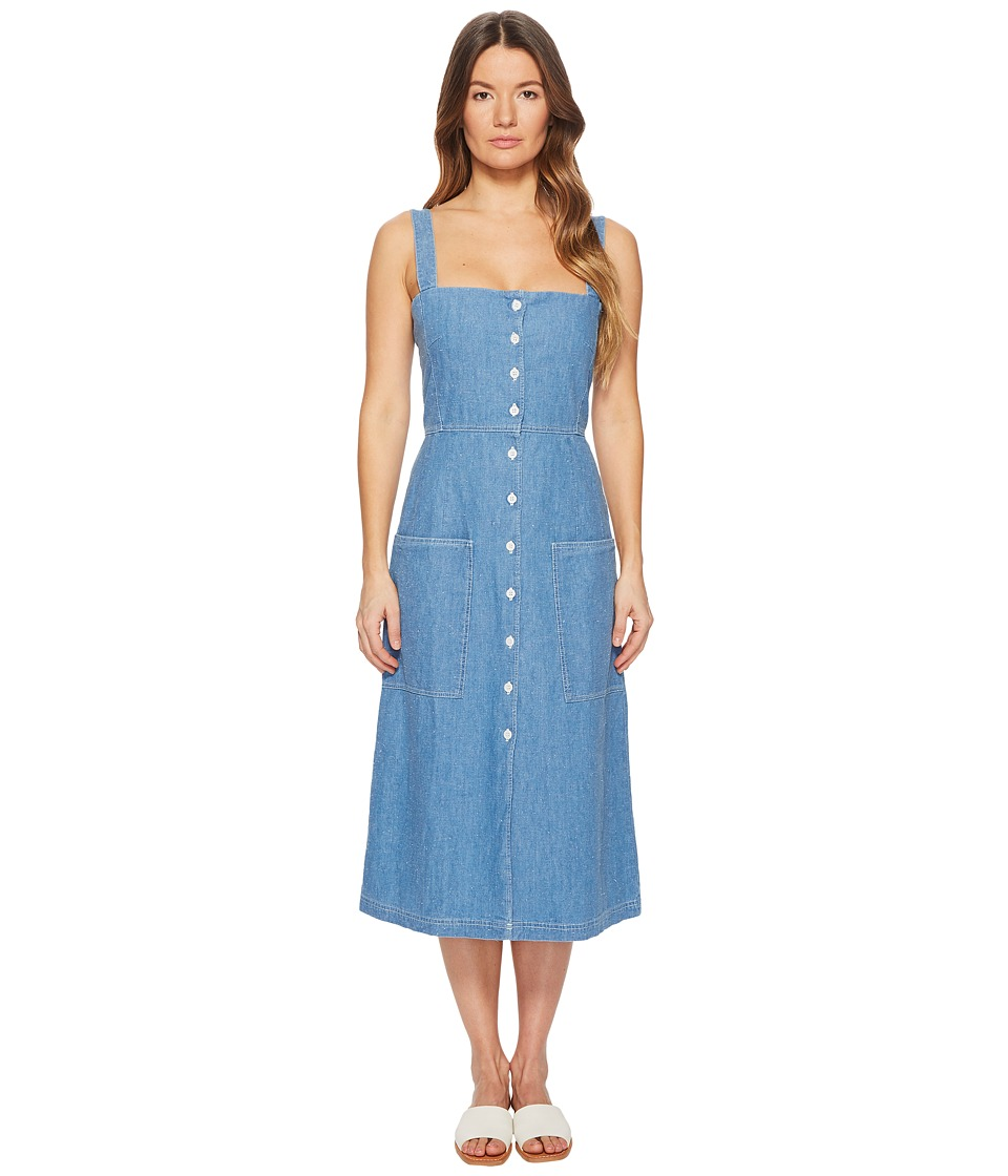 Levis(r) Premium - Made Crafted Sundress (Light Neppy Chambray) Womens Dress