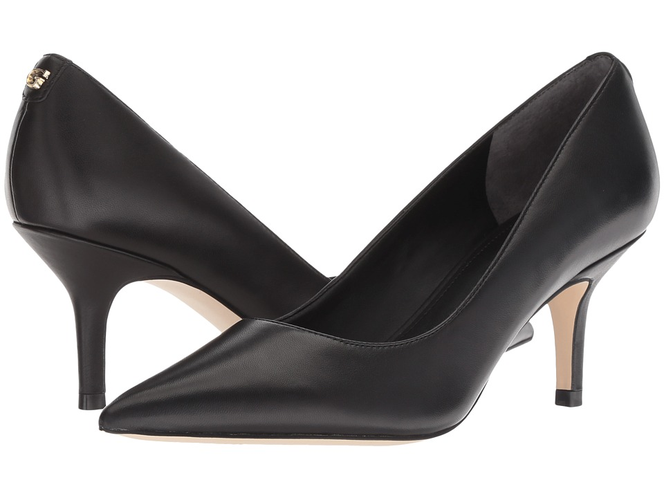 GUESS Dessie (Black Leather) High Heels
