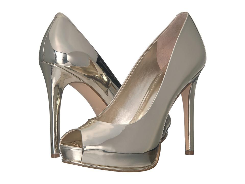 GUESS Honora (Gold Synthetic) High Heels