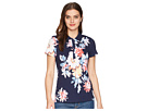 Joules Pippa Printed Polo Shirt