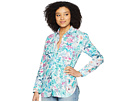 Joules Jeanne Printed Linen Shirt