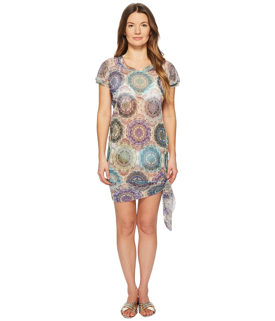 FUZZI T-Shirt Dress Cover-Up F81118-10056-692