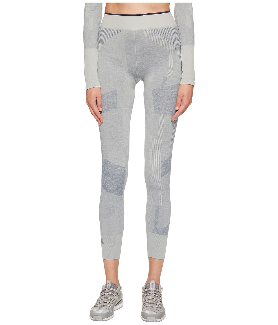 adidas by Stella McCartney - Training Seamless Block Tights CD6788 (Stone) Womens Casual Pants