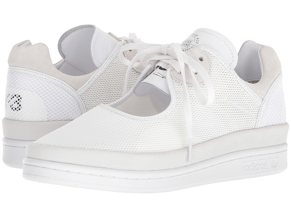 adidas Y-3 by Yohji Yamamoto Wedge Stan (Footwear White/Core Black/Footwear White) Women's Shoes