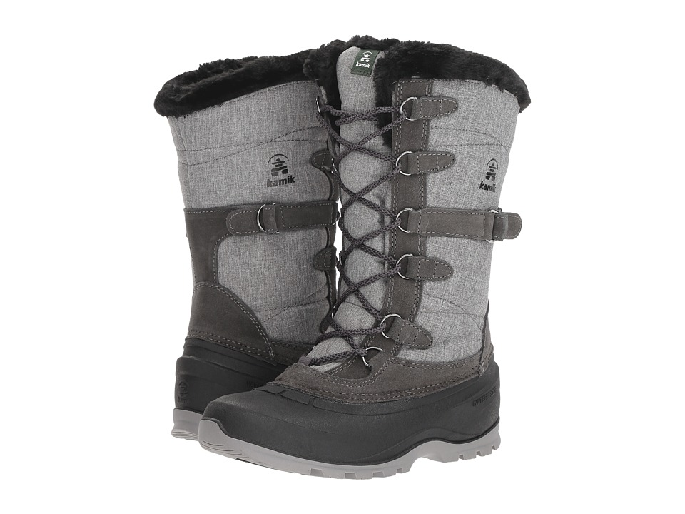 Kamik SnoValley 2 (Charcoal) Women's Cold Weather Boots