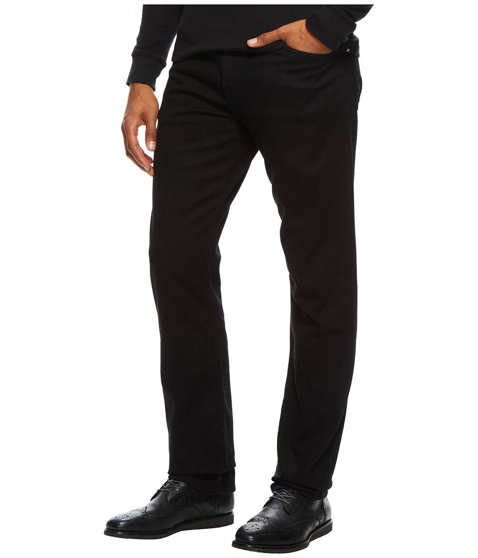 AG Adriano Goldschmied - Everett Slim Straight Leg Denim in Deep Pitch (Deep Pitch) Mens Jeans