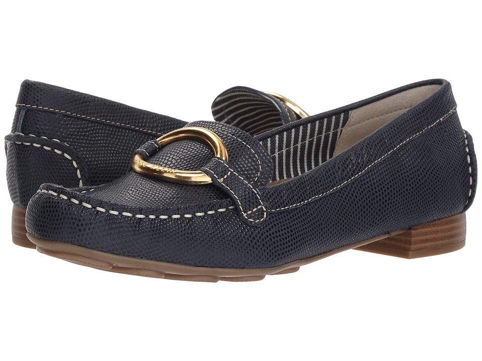 Anne Klein - Harmonie (Navy Reptile) Womens Shoes