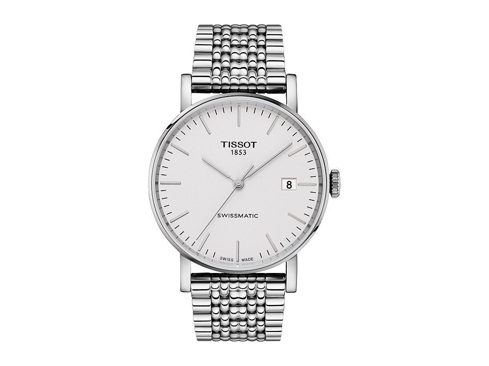 Tissot - Everytime Swissmatic - T1094071103100 (Silver/Grey) Watches