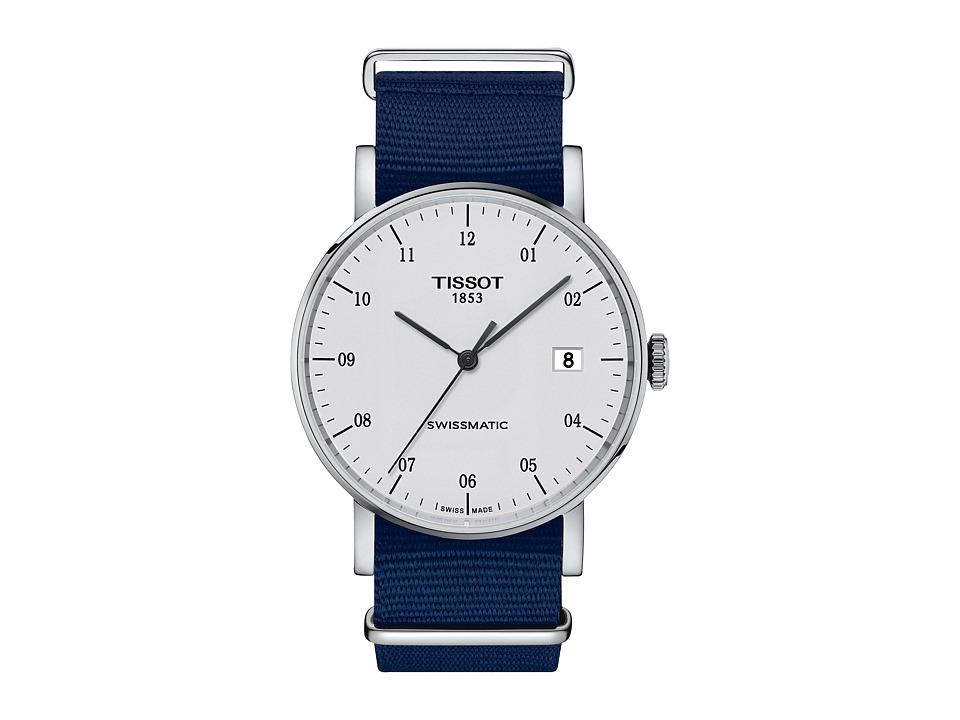 Tissot Everytime Swissmatic - T1094071703200 (Silver/Dark...