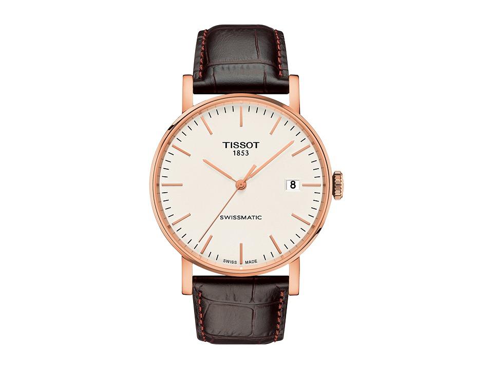 Tissot Everytime Swissmatic - T1094073603100 (Silver/Brow...