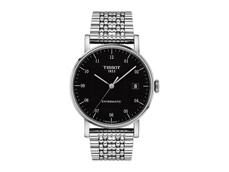 Tissot Everytime Swissmatic - T1094071105200 (Silver/Grey...