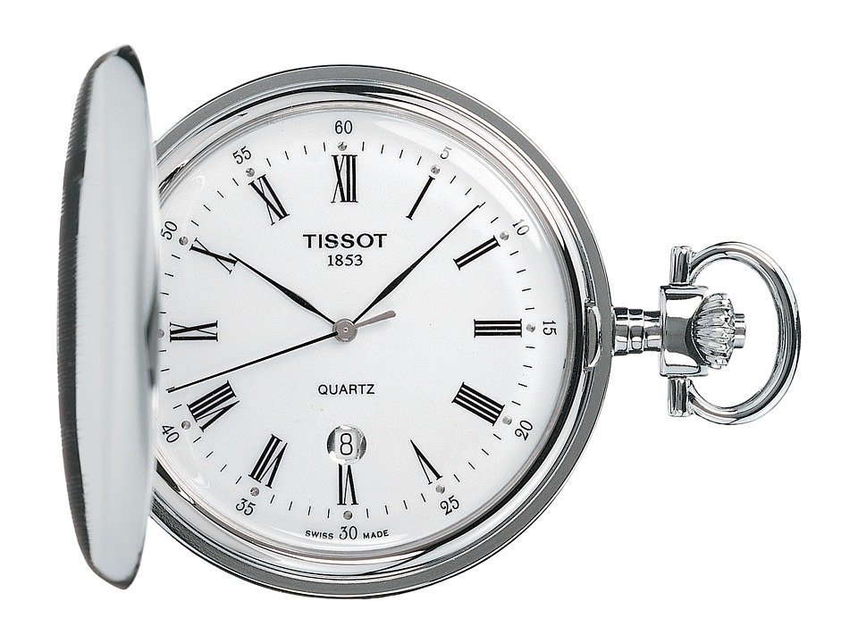Tissot Savonnette - T83655313 (White) Watches