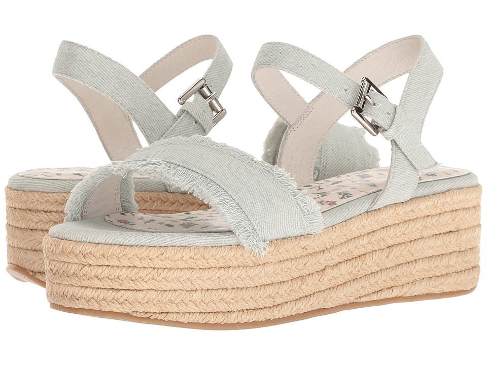 Chinese Laundry - Ziba Sandal (Light Blue Denim) Womens Sandals