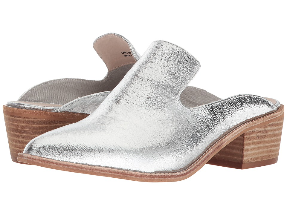 Chinese Laundry Marnie Mule (Silver Metallic) Clogs
