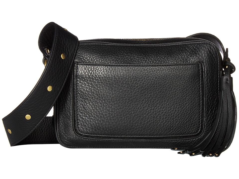 Cole Haan Cassidy Camera Bag (Black) Handbags