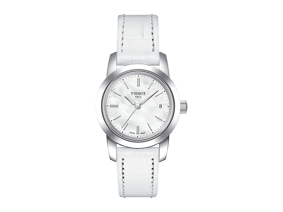 Tissot Classic Dream Lady - T0332101611100 (Mother-of-Pea...