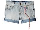 Lucky Brand Kids Riley Denim Shorts in Bella Wash (Little Kids)