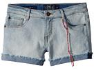 Lucky Brand Kids Riley Denim Shorts in Bella Wash (Big Kids)