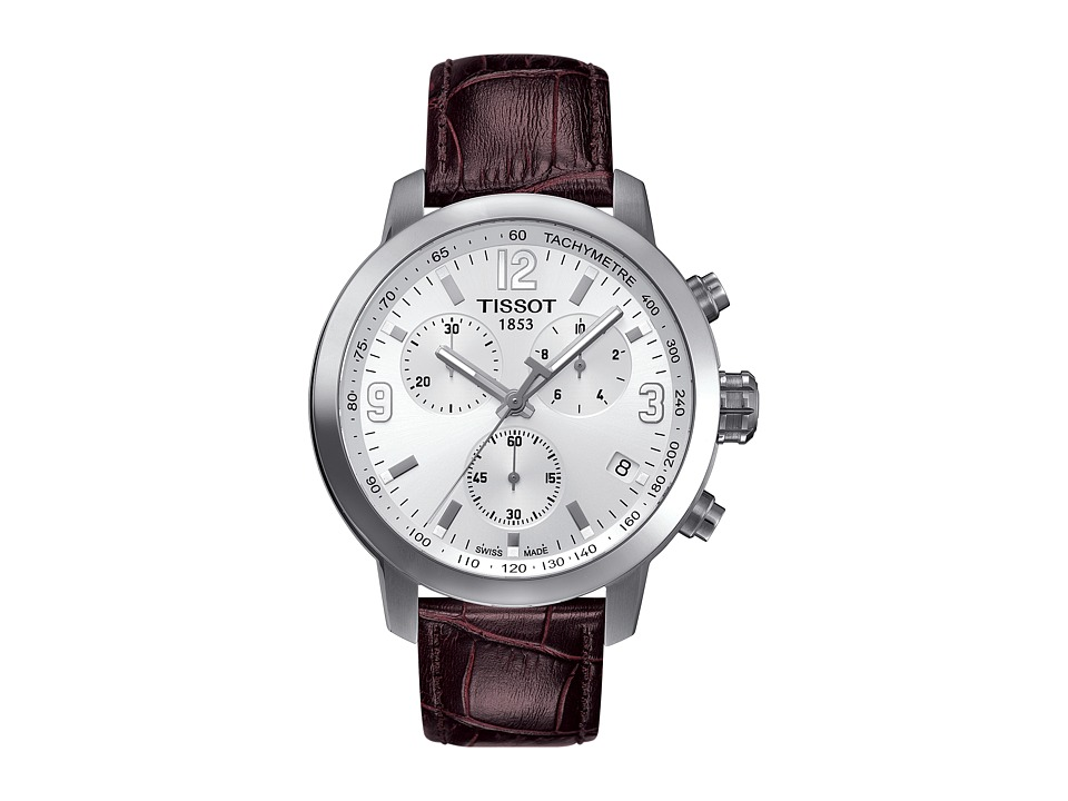 Tissot PRC 200 Chronograph - T0554171601701 (Mother-of-Pe...