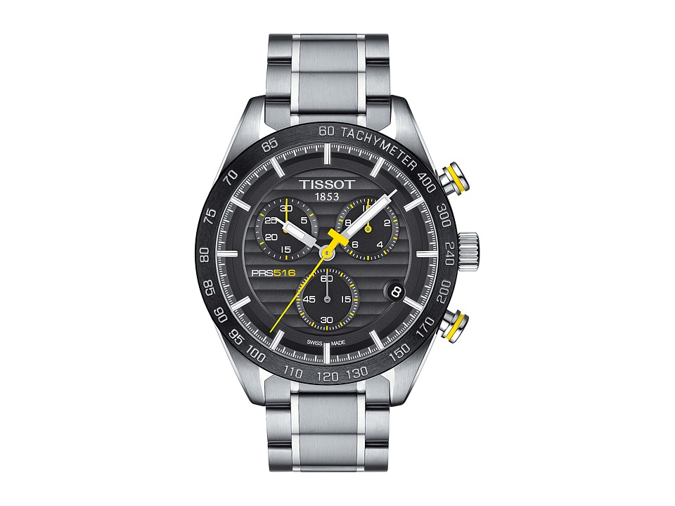Tissot PRS 516 Chronograph - T1004171105100 (Silver/Grey)...