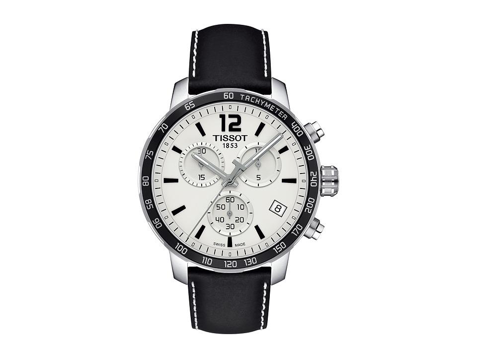 Tissot Quickster Chronograph - T0954171603700 (White/Blac...