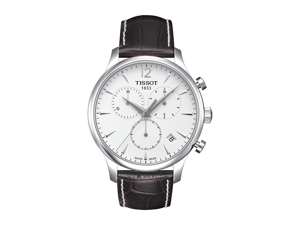 Tissot Tradition Chronograph - T0636171603700 (Mother-of-...