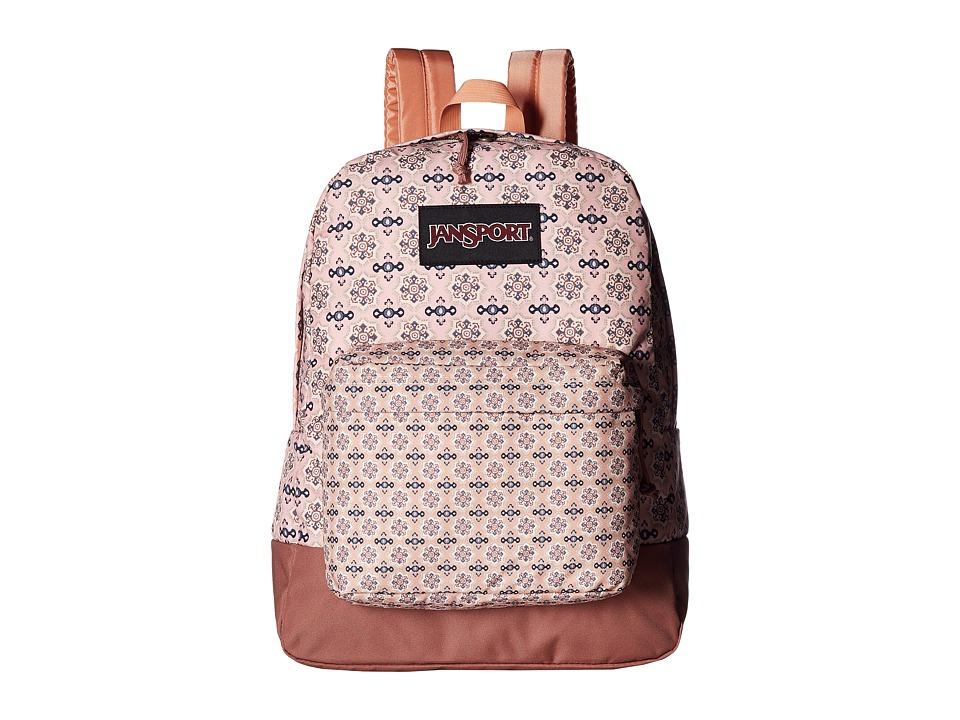 JanSport - Black Label Superbreak (Boho Block) Backpack Bags
