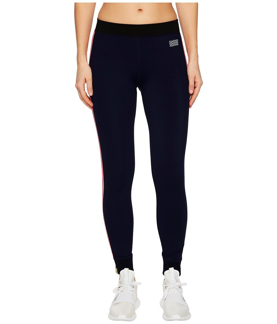 Monreal London - Athlete Leggings (Indigo) Womens Casual Pants
