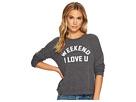 The Original Retro Brand Weekend I Love You Super Soft Haaci Pullover
