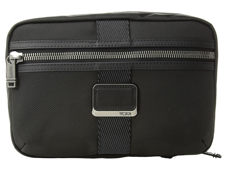 Tumi - Alpha Bravo Reno Kit (Black) Messenger Bags
