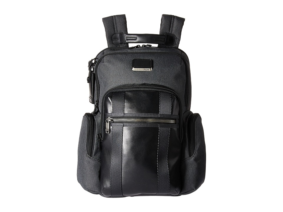 Tumi - Alpha Bravo Nellis Backpack (Anthracite) Backpack Bags