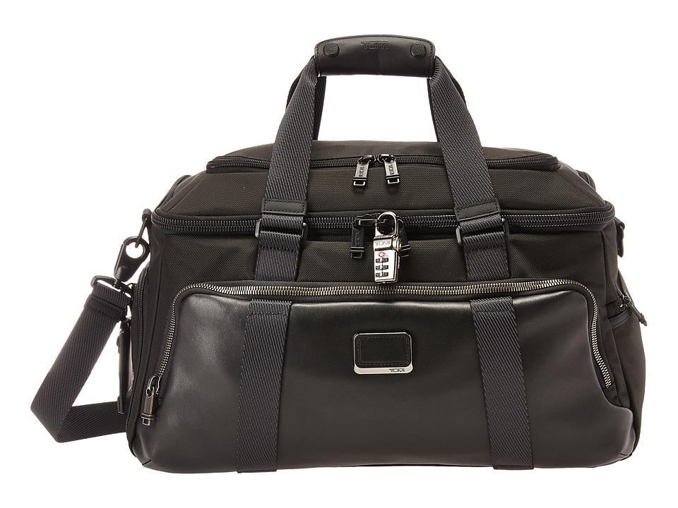Tumi - Alpha Bravo McCoy Gym Bag (Black) Messenger Bags