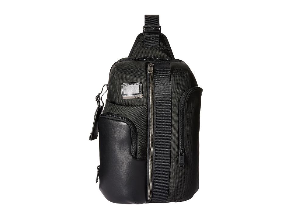 Tumi - Alpha Bravo Smith Sling (Black) Sling Handbags